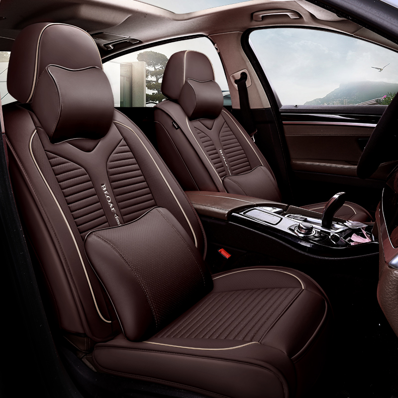 High quality Leather car seat cover for isuzu d max D-mu-X all models car accessories