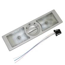 ELISHASTAR 6Q0947291 новые серые и бежевые настоящие лампы для чтения для V W Passat POLO 6Q0 947 291