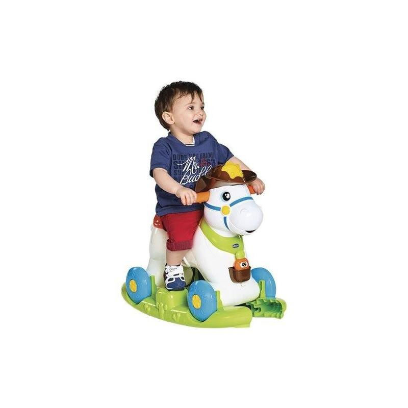 Horse Rocker And Activity Center Chicco Toy Store