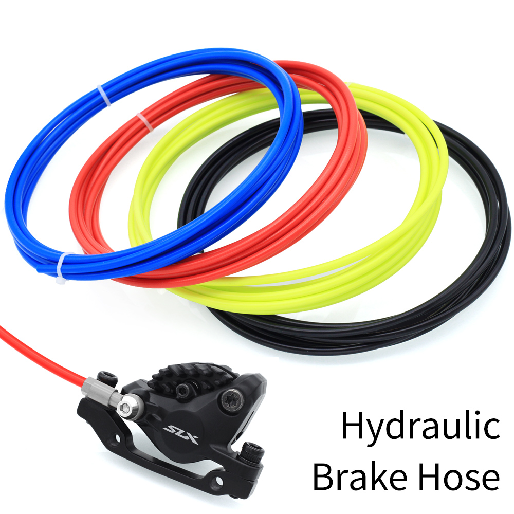 Bicycle Hydraulic Disc Brake Cable Housing Oil Tube Pipe Mountain Bike Brake Hose For Shimano SRAM 2.0x5.0mm