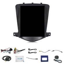 Android 10,1 Car Stereo MP5 FM reproductor de Radio GPS Wifi para Chevrolet Cruze 2010-2015