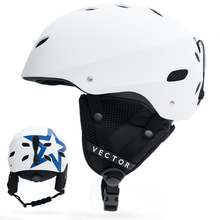 Вектор для мужчин и женщин сноуборд снегоход лыжный шлем ce