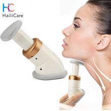 Mini Portable Neck Slimmer Neckline Exerciser Chin Massager Reduce Double Chin Thin Skin Jaw Body Massager Health Care Tool