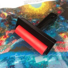 New 5D Diamond Painting Tool Plastic Roller DIY Accessories Sticking Tightly