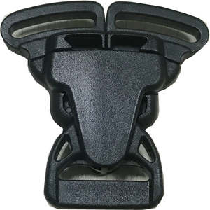 Baby-Carrier-Accessory Buckle Quick-Release Plastic 3-Point-Side AINOMI 25mm 3-Way Manufacturer