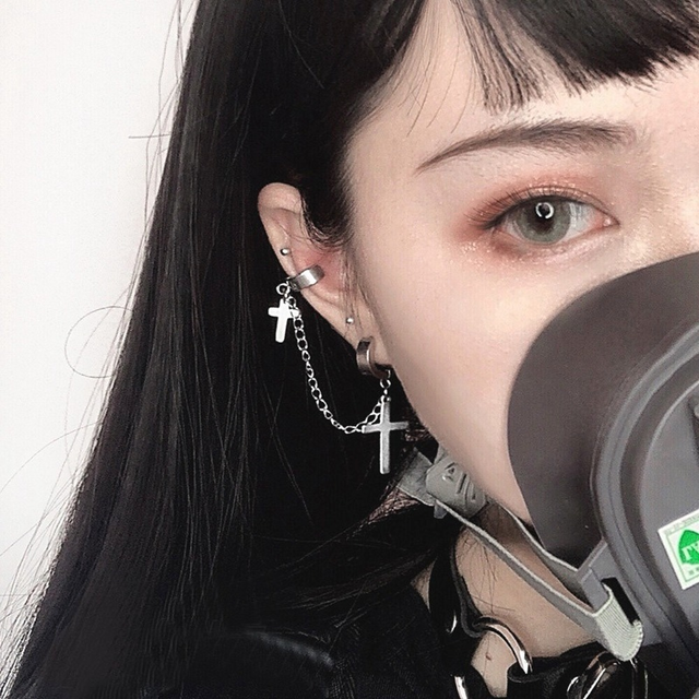 Gothic Style Punk Earring Series 3