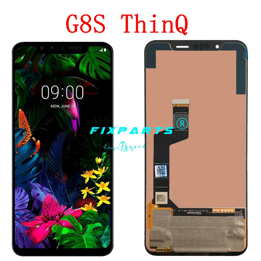 LG G8X ThinQ LCD Display