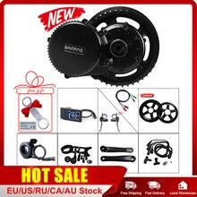 Mid Motor Kits 48V 500W Bafang E BIKE Conversie Crank Drive Borstelloze Ebike BBS02 BBS02B 8FUN Motor Elektrische Fiets onderdelen