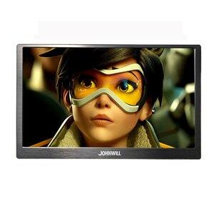 18,4 дюймов hd lcd 4K IPS портативный игровой монитор ПК hdmi 3840X2160 экран 17,3