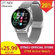 2019 HOT SALE DT NO.1 DT88 Smart Active Watch Smartwatch Intelligent Fitness Tracker Sports Fashion Watch Men Women Running Q8