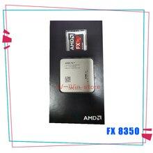 AMD FX סדרת FX 8350 FX 8350 4.0G שמונה ליבות מעבד מעבד 125W FD8350FRW8KHK שקע AM3 +