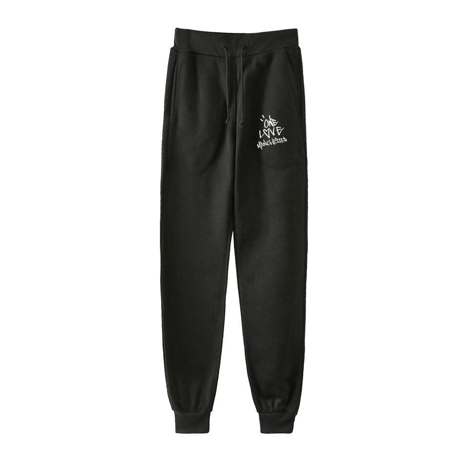 Ariana Grande Hot Sales-2019 Men And Women Casual Slim Fit Beam Leg Trousers Skinny Pants