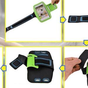 Спортивная повязка на руку чехол 5,5/6,0 дюймового телефона Модные Держатель для женщин под рукой смартфон слинг бег Чехол для крепления на предплечье для занятий фитнесом|Крепления на руку|   | АлиЭкспресс
