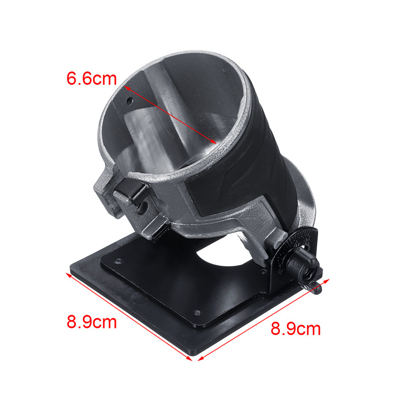 Image 2 - Adjustable Balance Trimmer Base Shield Wood Work Shank Trim Router Edge Molding 220V 800w Electric Hand Trimmer Woodworking Tool-in Electric Trimmers from Tools on