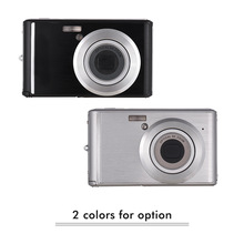 Digital Camera 18MP 8Times Optical Zoom Telescopic Lens Ultra-high-definition 2.4 Inch Screen Camera