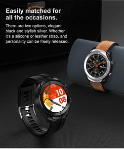 Image 2 - LEMFO 2020 New Smart Watch Men Bluetooth Call ECG+PPG Smart Watch  360*360 HD  Android IOS Bluetooth Music 560mAh Big Battery