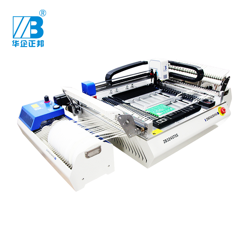 Chip Mounter With 2PCS Mounting Number SMT Series Pick And Palce Machine