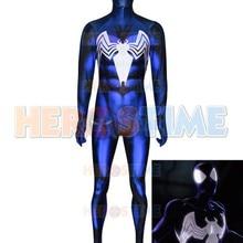 Высококачественный костюм паука 3D принт лайкра облегающий костюм спайдермена Человек-паук разбитые размеры костюм зентай для косплея индивидуальный заказ