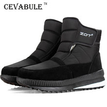 Cotton-Padded-Shoes Snow-Boots Warm-Shoes Non-Slip Winter Casual Thick Eva Cevabule Ly-Z35