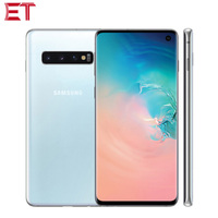 Original Samsung Galaxy S10 G973U Sprint Version Mobile Phone 8GB+128GB 6.11440x3040p Snapdragon855 NFC IP68 Android Smartphone