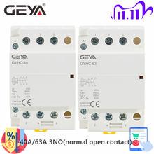 Geya gyhc трехфазный контактор переменного тока 220 В 3 p 40a