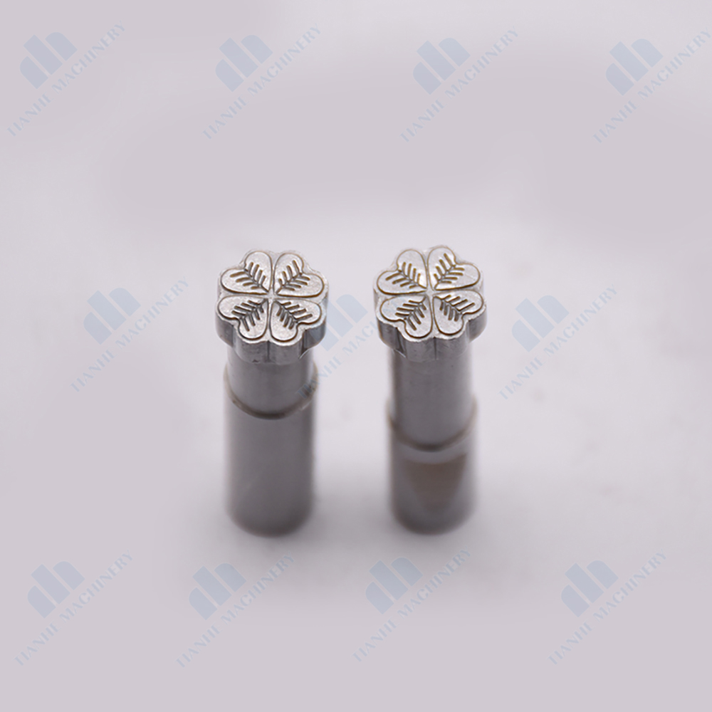 3D Clover Mold/die Stamp/punch For The Tablet Press Machine/ TDP0/TDP1.5/TDP5
