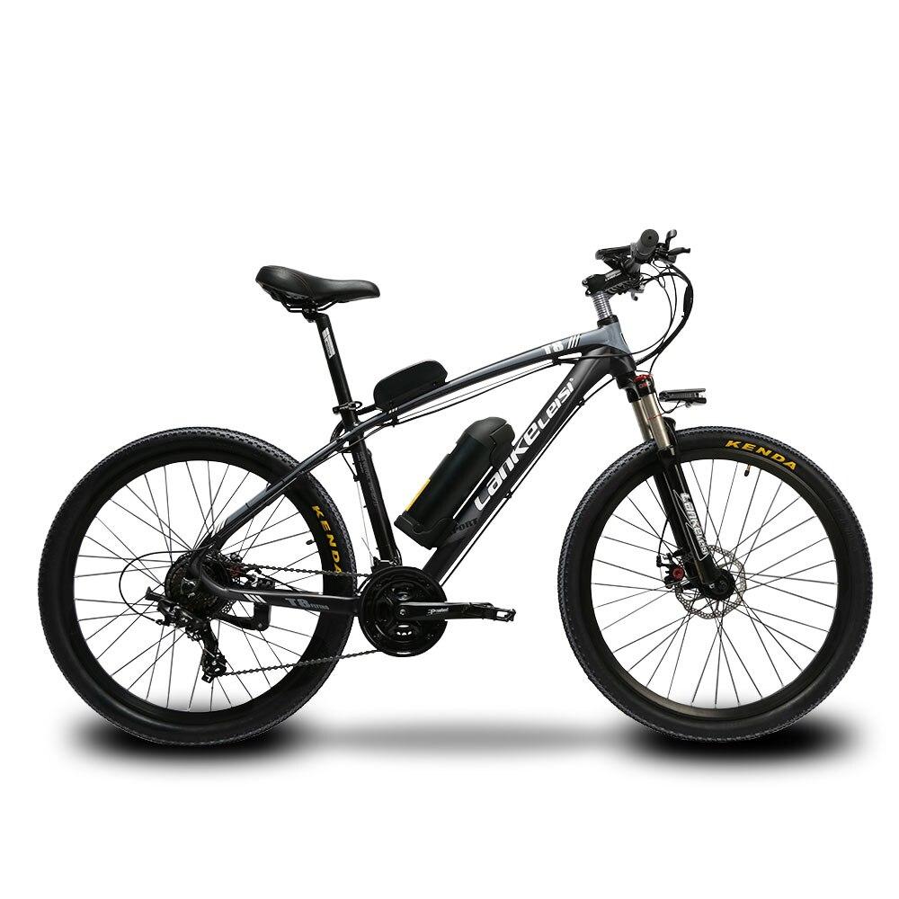 Cyrusher T8 Elektrische Fahrrad 48V 250W für Erwachsene Elektrische Mountainbike Leistungsstarke ebike Schnelle Racing Fahrrad 10AH Lithium-batterie