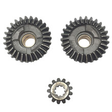 цена на 3 Pieces Durable Forward Pinion Reverse Gear Kits for Yamaha Outboard 9.9HP 15HP 2/4 stroke