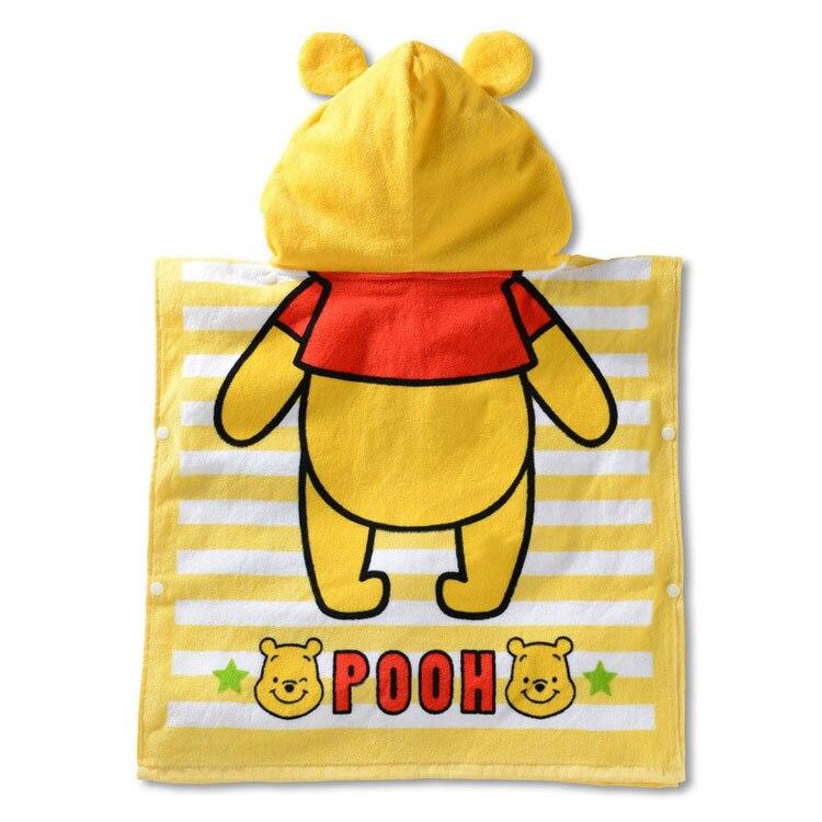 New Kids Cute Microfiber Printed Hooded Animal Beach Towel Baby Boys Girls Bath 120x60cm