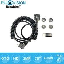 Мини hd1080p/2mp android микро usb камера мобильный cctv для