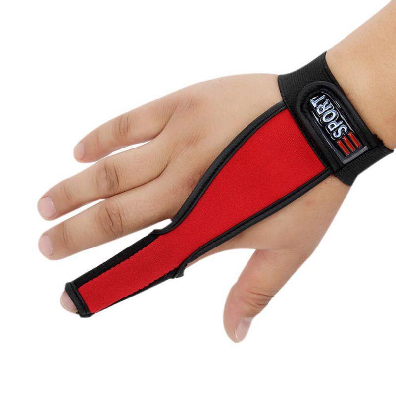 1 шт., защита для одного пальца, перчатки для рыбалки, Нескользящие рыболовные перчатки, перчатки для серфинга с одним пальцем, полезные рыболовные инструменты
