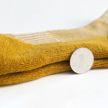 2020 New Japanese Harajuku Socks Autumn Winter Warm Men's Socks Thicke Terry Breathable High Quality Casual Business Socks Male