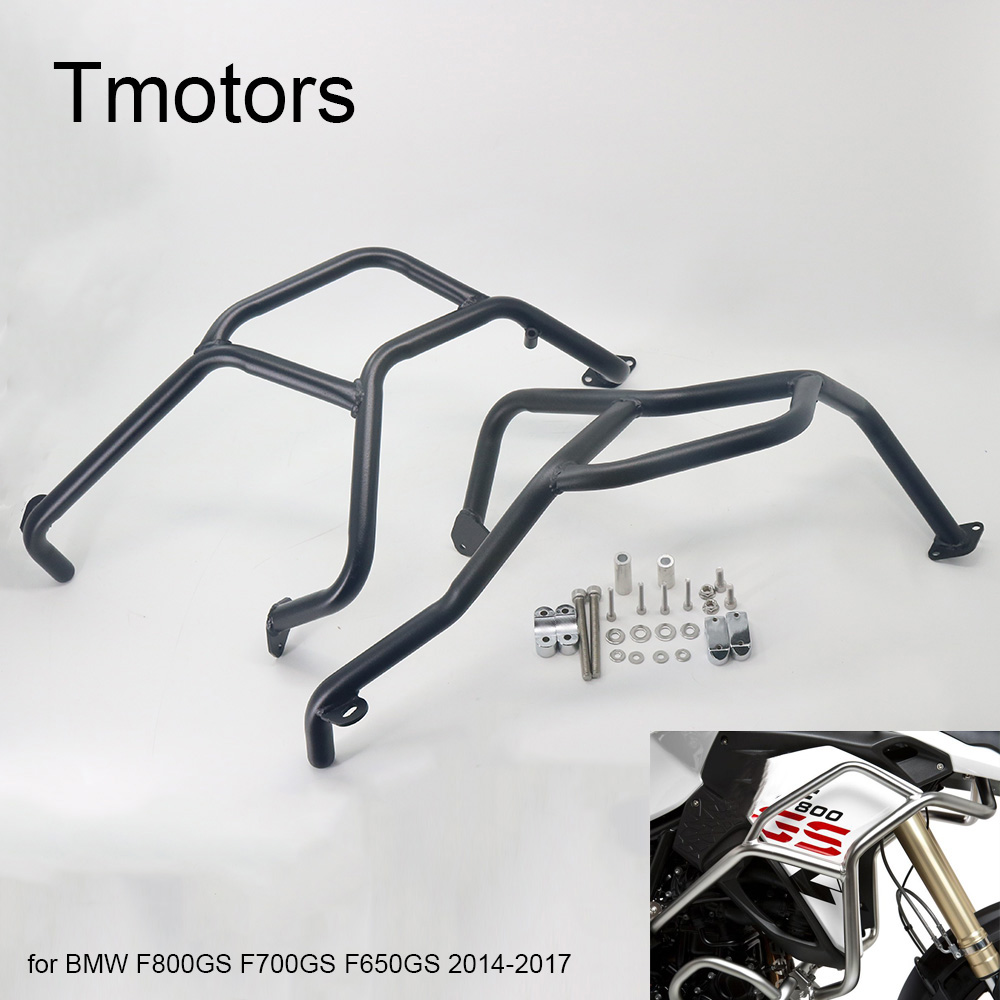 For BMW F800GS F700GS F650GS 2008-2011 2012 2013 2014 2015 2016 2017 Motorcycle Front Engine Guard Highway Crash Bar Protection