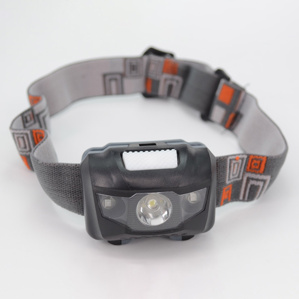 Carp Fishing Headlamp Led Head Light Glare For Night Fishing With Warning Red Light