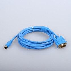 DOP-DVP Для Delta DOP Сенсорная панель HMI подключение Delta PLC Xinje PLC подключение программируемого кабеля DOP-XC