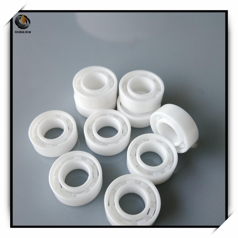 1Pcs 687 7x14x5  Mm Full Ceramic Bearing  Fishing Reel Bearing