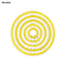 Светодиодный cob-чип «глаза ангела», 12 В постоянного тока, 2 Вт, 3 Вт, 4 Вт, 6 Вт, 8 Вт, 10 Вт, 12 Вт, 20 мм, 60 мм, 120 мм