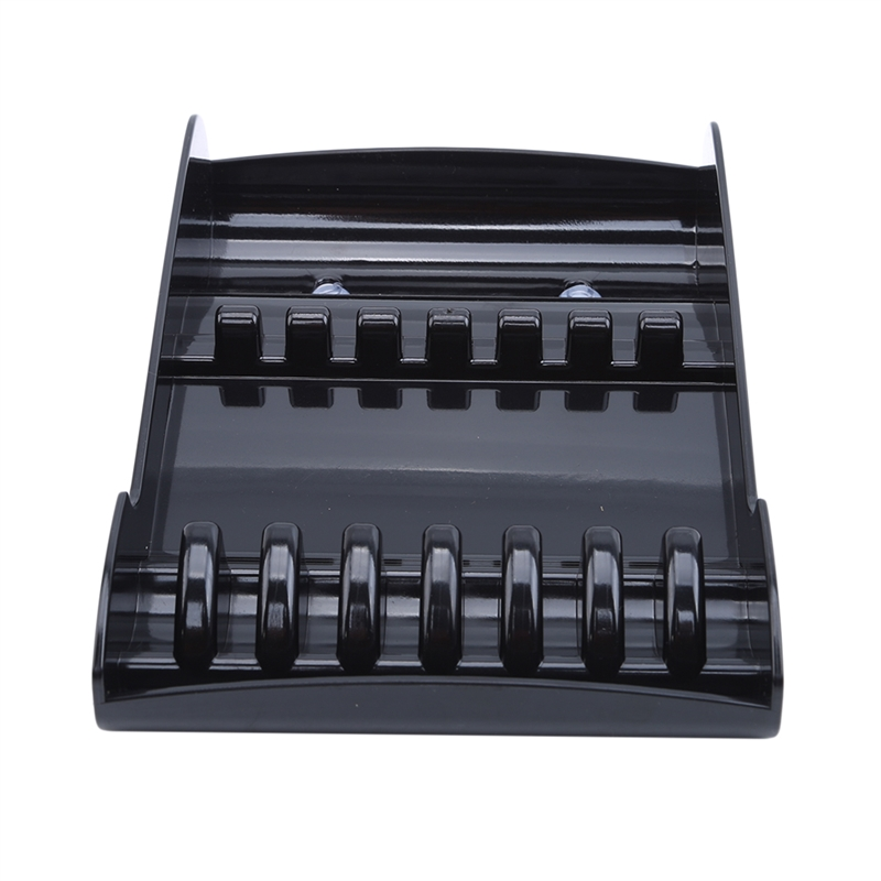 Hair Scissors Case Salon Placement Rack Hair Clips Storage Box Hairdressing Holder Hairdressing Tools Storage Box