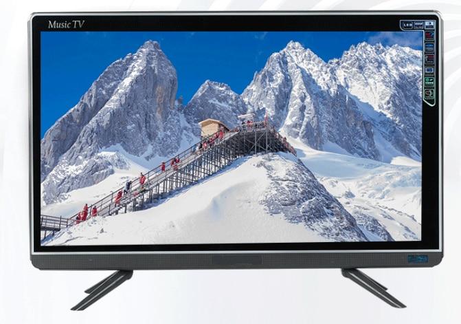 15 17 19 22 24 26 pulgadas LED HD wifi TV inteligente pantalla plana led televisión