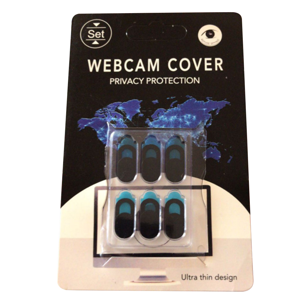 Practical Camera Cover Privacy Protection Sticker Lightweight Small Anti Electric Shock WebCam Cover For Tablet Laptop IPad