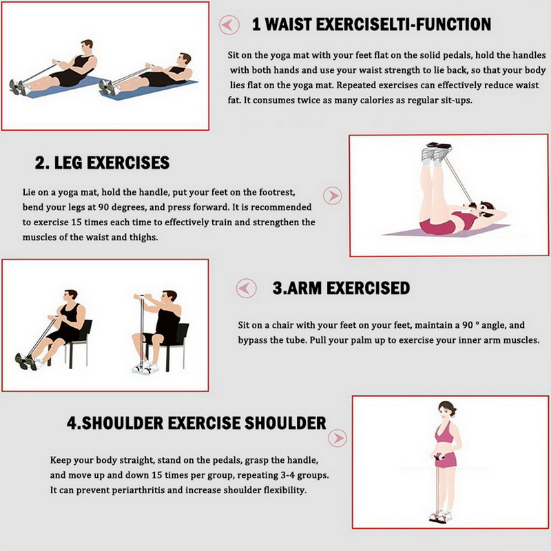 resistance bands guide