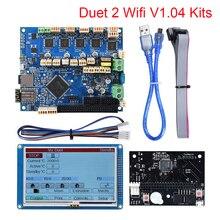 دويتو 2 واي فاي V1.04 مستنسخ دويت واي فاي 32 بت لوحة تحكم 4.3 57 بانلدو شاشة تعمل باللمس ثلاثية الأبعاد أجزاء الطابعة نك أندر 3 برو Duex5