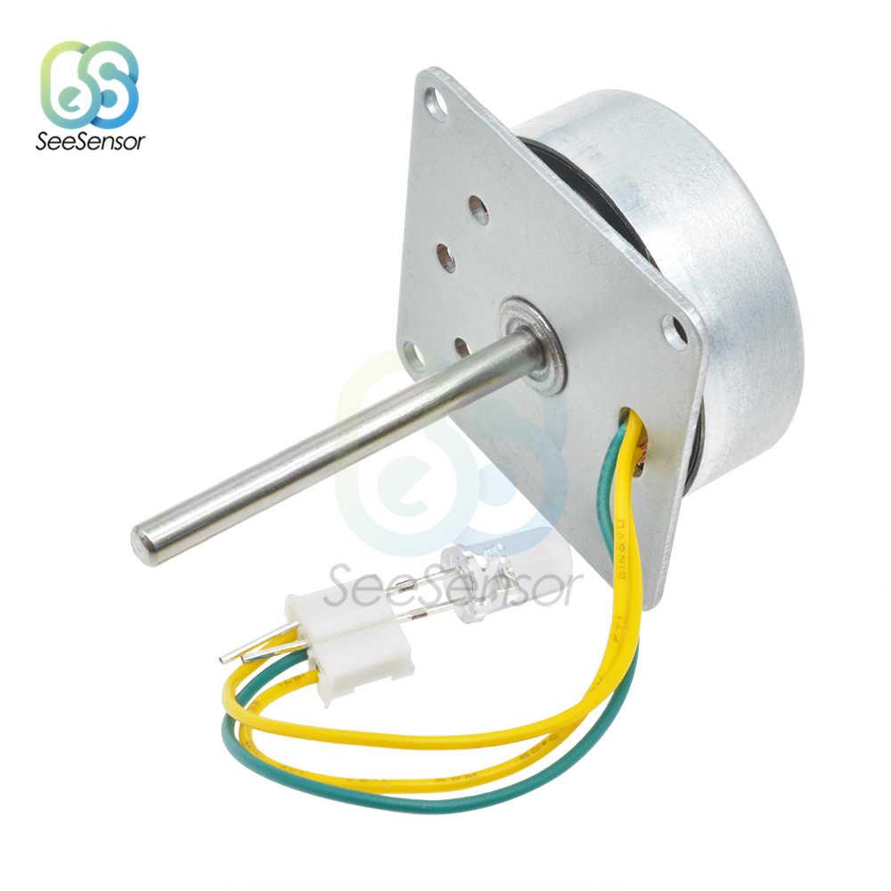 Micro générateur à manivelle triphasé 3-24V 0,1a 0.5-12W | Petit appareil électrique à moteur sans balais, Mini Turbine à vent à batterie électrique