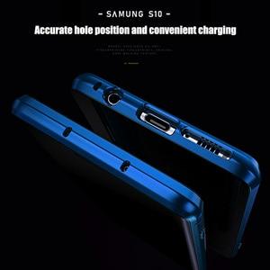 Image 5 - Chống Peep Từ Dành Cho Samsung S8 S9 S10 Plus Kính Cường Lực Dành Cho Samsung Note 8 9 Couque 360 ốp Lưng Full Protection