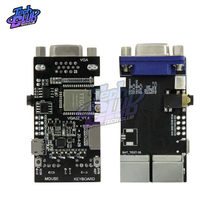 TTGO VGA32-V1.4 kontroler PS/2 mysz i klawiatura kontroler biblioteka graficzna silnik gier i Terminal ANSI / VT dla ESP32