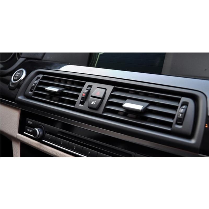 Ветровой центр переднего ряда, вентиляционная решетка, решетка, выходная панель для BMW 5 серии F10 F18 520 523 525 528 530 535