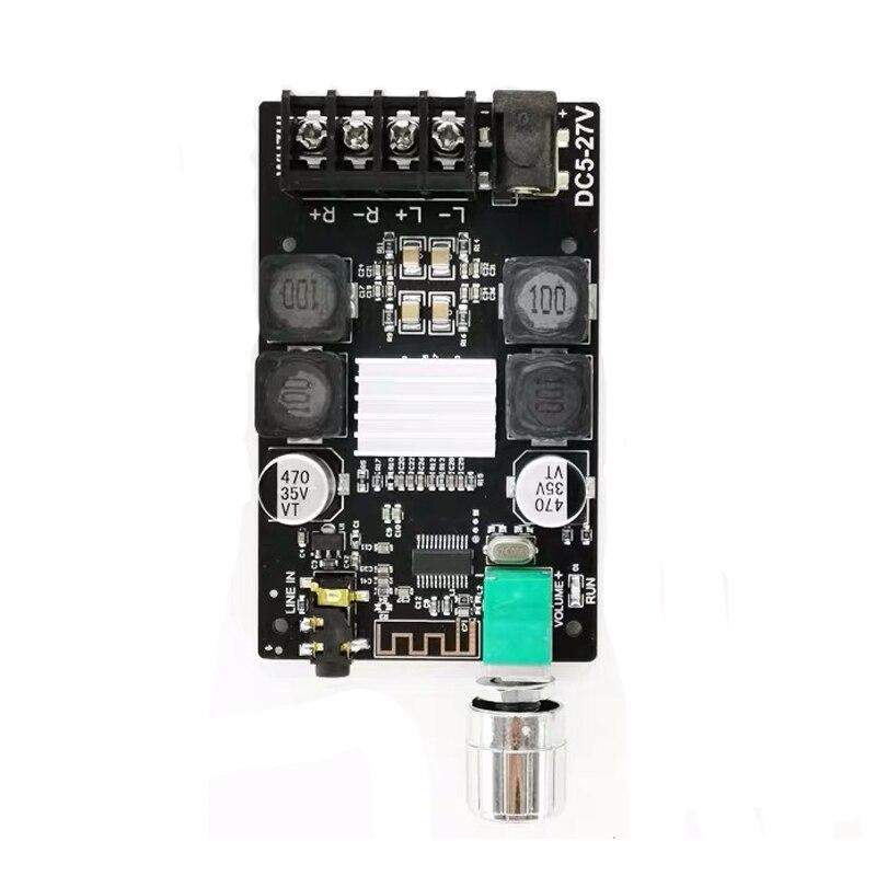 Bluetooth 5.0 Digital 50W+50W TPA3116 Audio Power Amp For Speakers 30W~200W HiFi Stereo TPA3116D2 Aux Amplifier Board 5