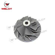 Turbo Casting Compressor Wheel WL3-0610 for 706976-0001 706977