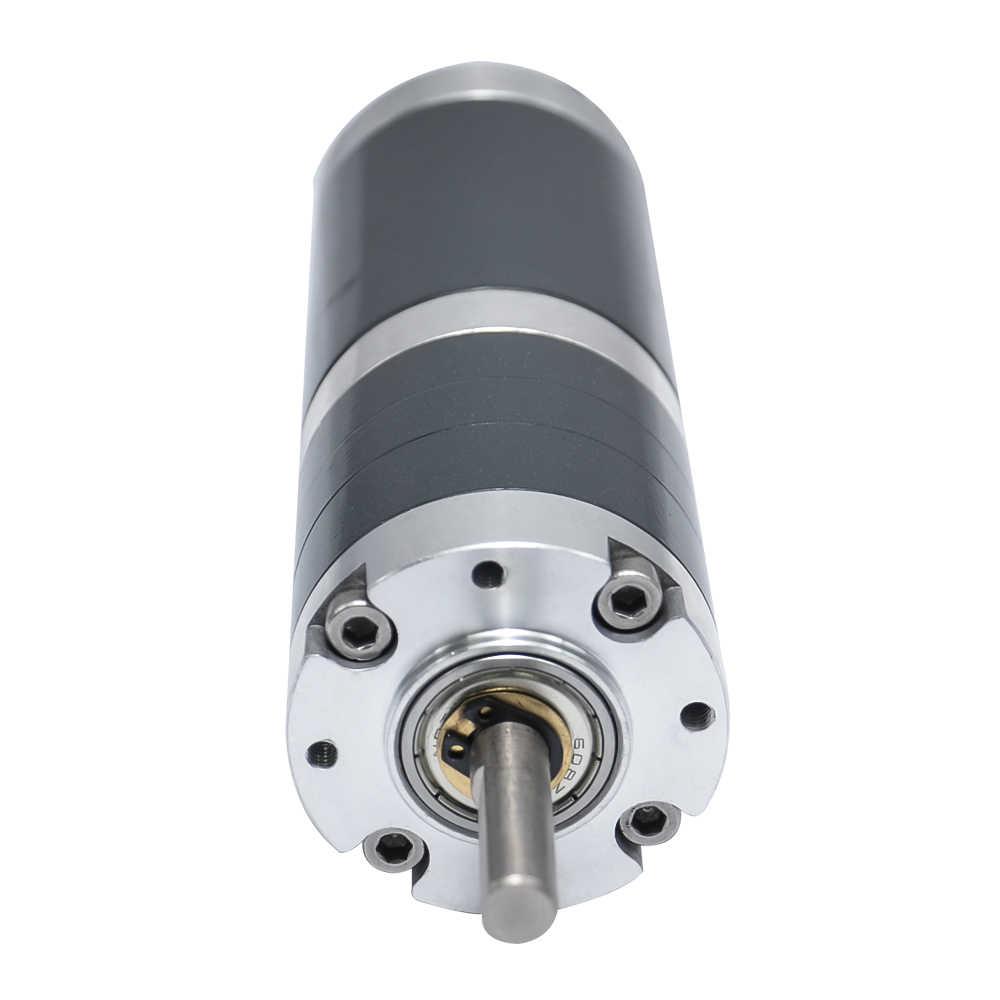TGX45RGG High Torque Planet DC Gear Motor 12V 24V 4/10/15/30/60/150 RPM Diameter 45mm Planetary Geared Motor with Long Life