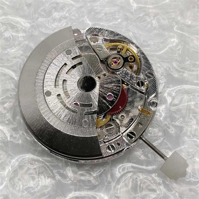 中国クローン 3135 ムーブメント自動機械式ムーブメントメンズ腕時計時計ムーブメント交換アクセサリー